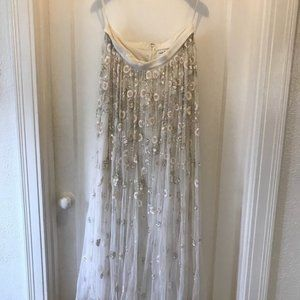 Needle & Thread Dresses - BHLDN Needle & Thread Maisey Skirt Size 4 NEW